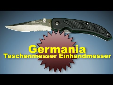 Germania Einhandmesser Taschenmesser