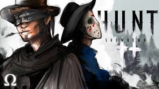 HUNTING DOWN THE GIANT SPIDER! | Hunt Showdown #1 (Alpha) Ft. H2O Delirious