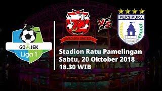 Live Streaming Ochanneltv Liga 1 Indonesia, Madura United Vs Persipura Pukul 18.30 WIB