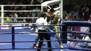 Cuba Domodores v China Dragons - World Series of Boxing Season V Highlights