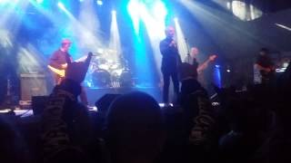 Falconer - Halls And Chambers - Live 2015 @Rockstad Falun
