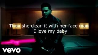The Weeknd   Starboy Feat Daft Punk (Official Lyrics)