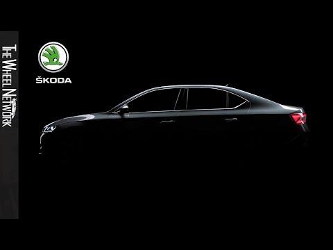 Skoda  Superb Лифтбек класса D - рекламное видео 1