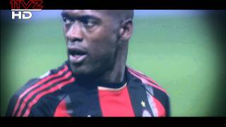 Clarence Seedorf - Il Professore [Full HD]