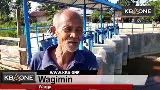 Manfaat Bendungan Irigasi di Desa Matang Ara