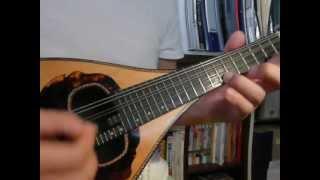 アシタカせっ記(もののけ姫)マンドリン(mandolin)