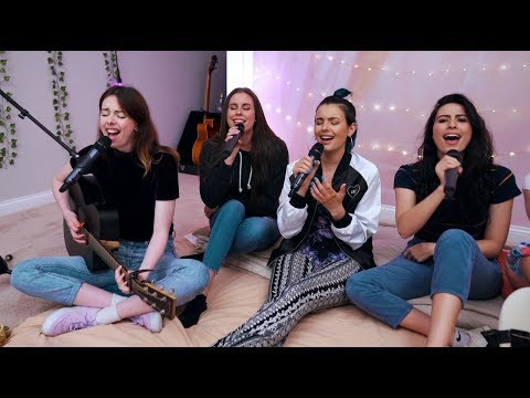 Blackpink - Kill This Love / Little Mix - Woman Like Me (Acoustic Cover)