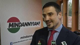 2019.04.24. - Kishegyesen és Bácsfeketehegyen Mutatkoztak Be A Fidesz-KDNP Jelöltjei
