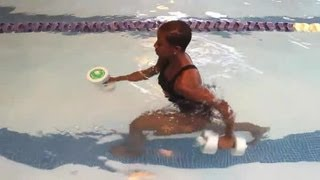 Water Aerobics & Abdominal Workouts : Life & Exercise