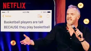 Greg Davies Stand-up | Ridiculous Inspirational Quotes | Netflix