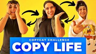 COPYCAT CHALLENGE | Rimorav Vlogs