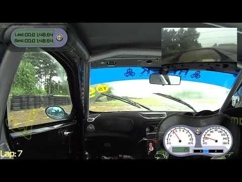 Croft 2021 – Race 1 – Richard Ford