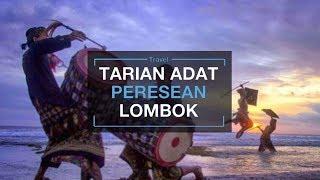 Peresean Tarian Adat Lombok, Tradisi Uji Ketangguhan Pria Suku Sasak