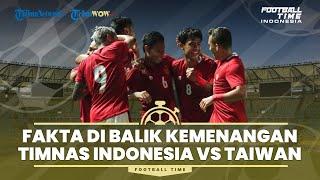 Fakta Menarik di Balik Kemenangan Timnas Indonesia Vs Taiwan