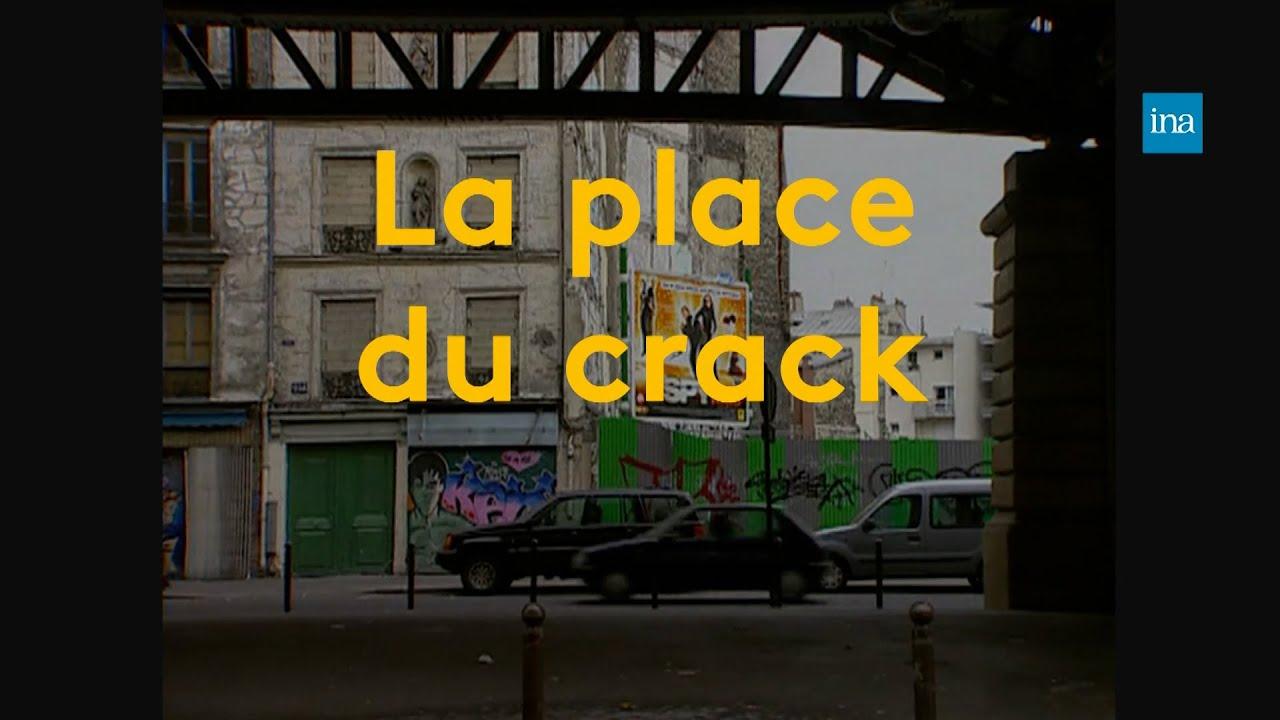 Paris, capitale du crack   Franceinfo INA