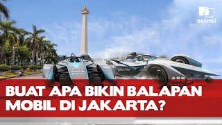 TL;DR: Buat Apa Bikin Balapan Mobil di Jakarta?