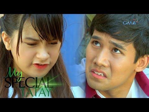 My Special Tatay: Pagtulak kay Boyet sa imburnal   Episode 45