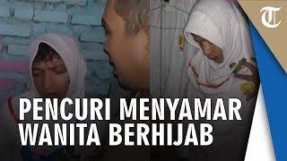 Pencidukan Pria Nyamar Jadi Wanita Berjilbab Bobol Kosan di Tangerang