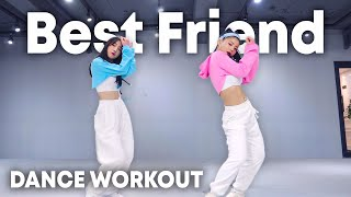 [Dance Workout] Saweetie - Best Friend (feat. Doja Cat) | MYLEE Cardio Dance Workout, Dance Fitness