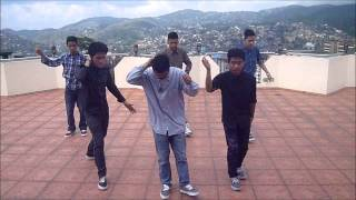 Last Time Together by Chris Brown l SchoolSkoutz Choreography