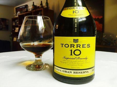 Episode 32: Torres 10 Gran Reserva Imperial Brandy, Penedes, Spain