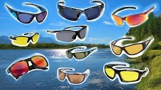Поляризационные очки для рыбалки snowbee