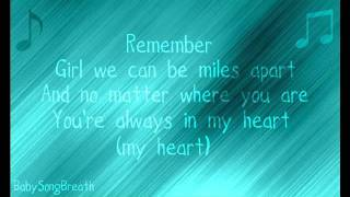 Last time together - Chris Brown (Lyrics) (Letra)