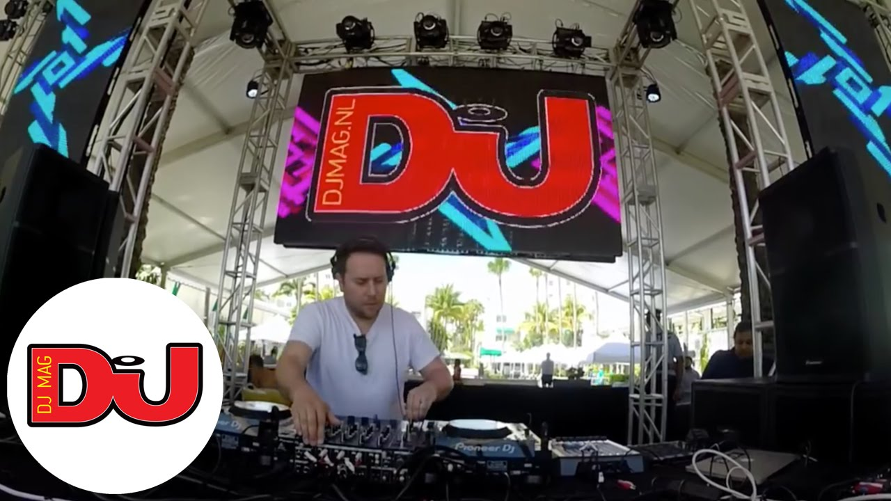 Weiss - Live @ DJ Mag Pool Party in Miami 2016
