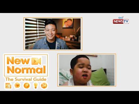 [GMA]  Family Time: Mga talented at cute kids ng 'Family Time,' kilalanin! | New Normal