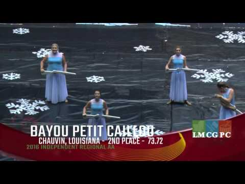 2016 LMCGPC Winter Guard Championships-