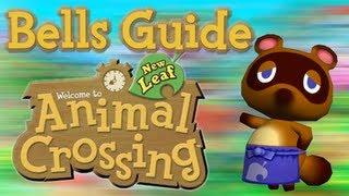 Animal Crossing New Leaf Making Bells Island
