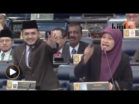 Gara-gara 'Langkawi', MP bertelagah