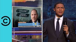60 Women Accuse Weinstein of Sexual Harassment And Rape | The Daily Show