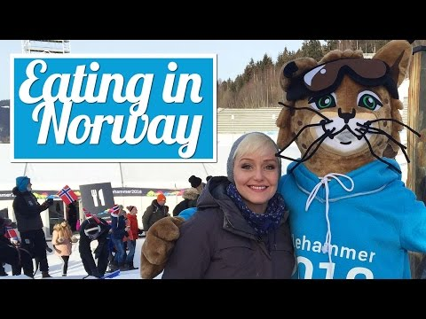 Eating In Norway | Lillehammer 2016 Winter Youth Olympic Games