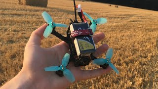 Hay Bales Micro Drone FPV Freestlye