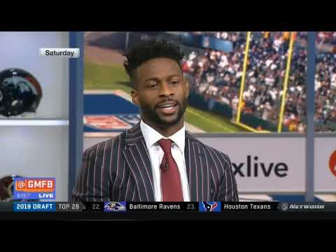 Reactions to war of words between Antonio Brown & Emmanuel Sanders