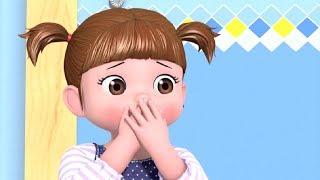 Мультики для девочек - Консуни и друзья - Старшая сестра - Серия 7