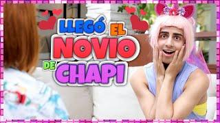 Daniel El Travieso - LLEGÓ EL NOVIO DE CHAPI!!!