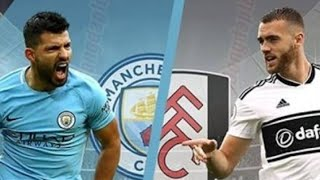 Highlight Manchester City 2 Vs 0 Fulham (02/11)