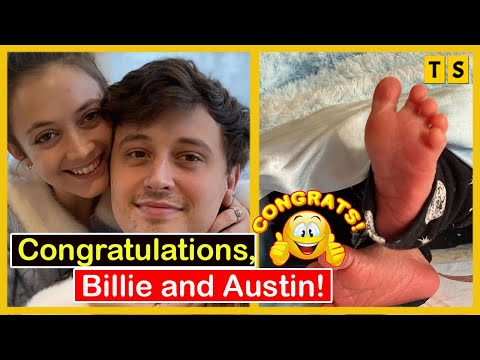 Billie Lourd and her fiance, Austin Rydell, Welcome Their First Baby!
