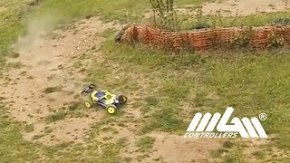 Adrien's brushless TLR 5ive B