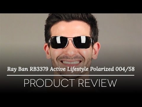 Ray-Ban RB3379 Active Lifestyle Polarized  Sunglasses Review