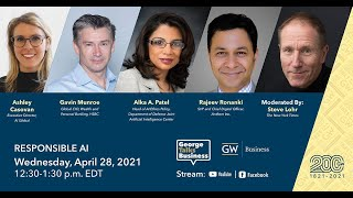 video - George Talks Business - Responsible AI Panel