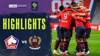 Lille OSC 2-0 OGC Nice Pekan 35