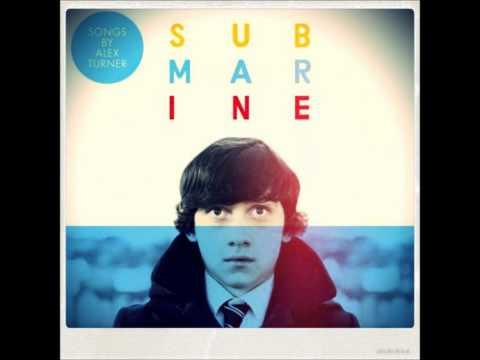 Glass in the park - Alex Turner (Submarine Soundtrack)