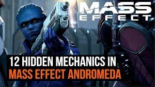 12 hidden mechanics Mass Effect Andromeda never tells you about