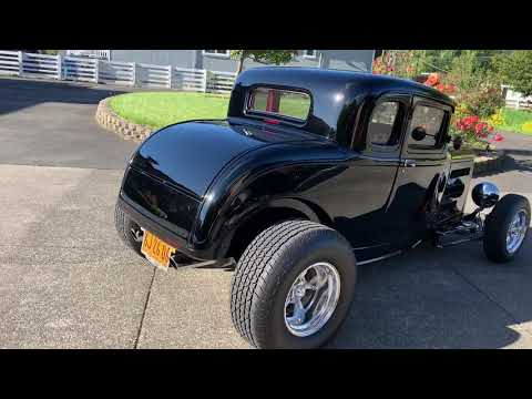 Video of '32 5-Window Coupe - PZJP