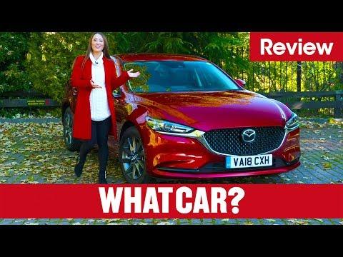 2019 Mazda 6 review – company car king? | What Car?