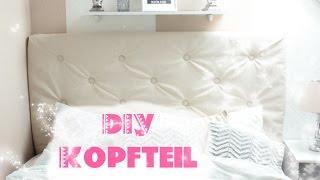 AuBergewohnlich DIY Kingsize Bett Kopfteil Einfach Selber Machen! ♥