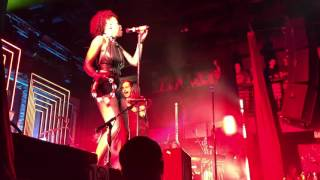 Walking Target by Fitz & The Tantrums @ Revolution Live on 11/4/16